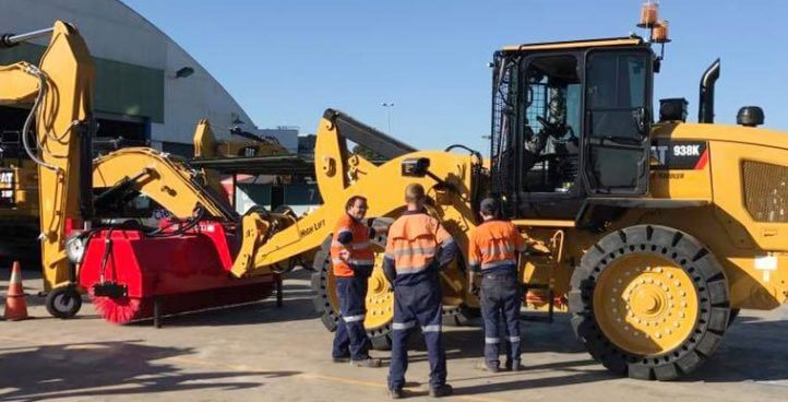 Earthmoving Equipment and Attachments