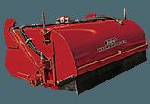hydrapower bucket brooms RBH