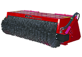 hydrapower bucket brooms RW