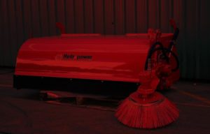 hydrapower bucket broom-BG